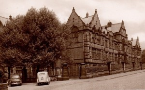 burnley municipal college
